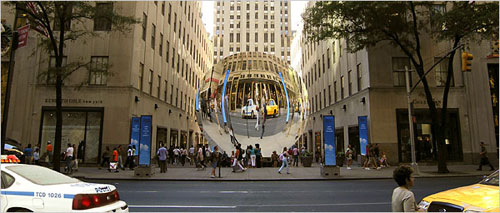 Anish Kapoor New York Times